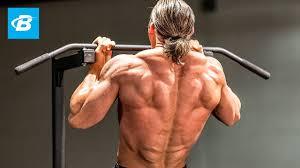 Back Anatomy Training Program Built By Science