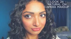 natural makeup tutorial for brown skin and brown eyes plus cuba vlog
