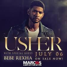 Usher albums