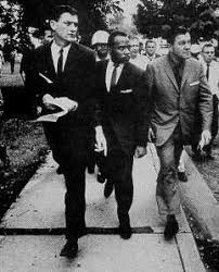 john michael doar and the mississippi burning trial images 1 doar pleading for calm in jackson after the evers assassination acircmiddot 2 doar marshall burke and robert kennedy at justice in 60s