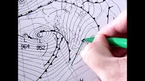 Synoptic Chart Wind Interpretation