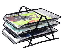 office desk tray. Office Supplies Desk Tray F