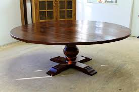 rustic round dining table narrow dining tables round pedestal dining table