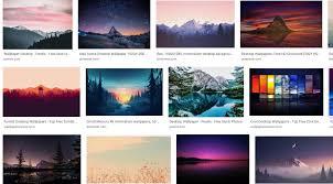 Mendapatkan Wallpaper Desktop Gratis ...