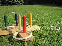 Wooden Lawn Games Free Images grass wood lawn backyard furniture garden fun 95