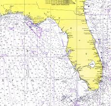 Florida And The Gulf Of Mexico 1975