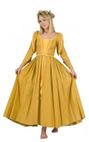 Medieval Dress Patterns Inspiration Medieval Costume Patterns