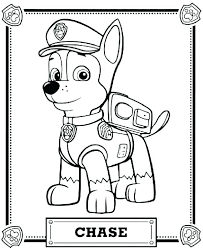 Coloring Pages Paw Patrol Coloring Game Rubble Pages Pup Colouring