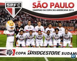 São Paulo fica em oitavo no ranking da conmebol