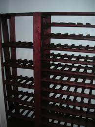 picture of build install wine rack