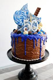 50th Birthday Cake Craftsmumshipcraftsmumship