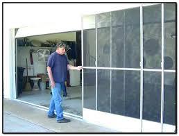 diy garage doors garage door screen panels sliding garage doors sliding garage door screen panels sliding diy garage doors