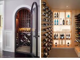lighting is essential in a wine cellar closet conversion images rh carder construction and saf rabines architects