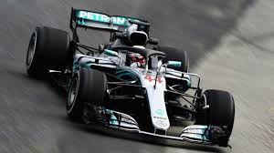 lewis hamilton car. Beautiful Lewis Hamilton Led The Way In Barcelona With His New Mercedes Which Includes  Halo Head For Lewis Car I