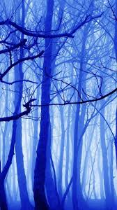 Blue Nature Iphone Wallpaper - Girly ...