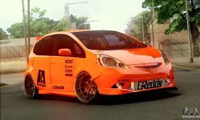 Honda Fit 2009 Rocket Bunny for GTA San Andreas