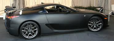 lexus lfa blacked out. Wonderful Out Lexus LFA Supercar With Lfa Blacked Out W