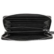 gucci zipper wallet. gucci men long wallet gucci 408831 cwcln 1060 black zipper