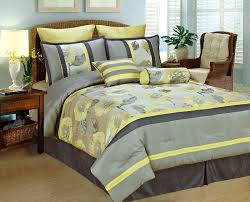 modern peony comforter set sham silver gray pale an introduction to gray and yellow bedding sets
