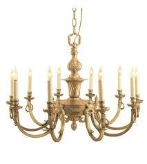 jvi designs 570 05 san clemente 10 light 32 inch antique brass chandelier ceiling light