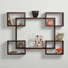 Decorative Wall Mounted Shelves Stunning Wall Shelves Design Box Shelves  Wall Mounted Home Made Shelving .