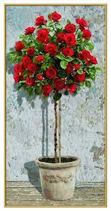 """Schipper <b>Картина по номерам</b> """"Розовое дерево красное"""" <b>40х80</b> ..."""