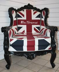 thesoleroompresents on twitter ben sherman promotional union jack arm chair for very unique and stylish let me know if you are interested