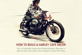 a few weeks ago our article how to build a cafe racer struck a with many readers the response was overwhelmingly positive and it sounds like many of