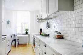 lighting for galley kitchen. galley kitchen lighting scandinavian with subway tile for