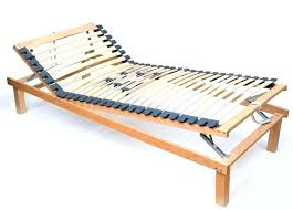 Slat Bed Base Slatted Bed Frame Queen Euro Slat Bed Frame Wooden ...