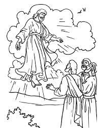 Crucificcion De Jesus Para Colorear Crucificcion De Jesus Para