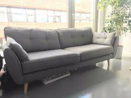 french connection sofa 2 yrs old 400 originally 999 from clean pet free home