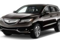 2018 acura dimensions. beautiful acura 2018 acura rdx dimensions with