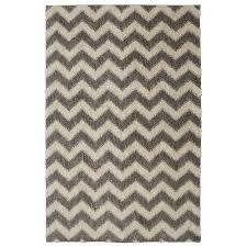 mohawk home stitched chevron gray beige indoor area rug common 8 x 10