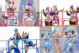 ディズニー夏祭り2015雅涼群舞おんどこどん抽選攻略