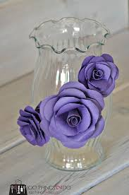 Flower Vase With Paper Create A Decorative Flower Vase With Paper How To Make A Paper