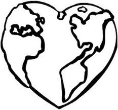 Small Picture I Love Earth Coloring Pages gobel coloring page