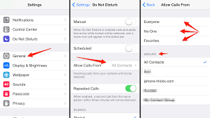 How to Unblock Contacts on iPhone