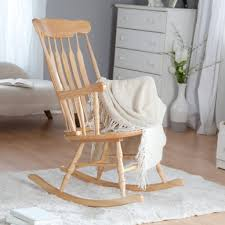 furniture oak wood rocking chair for baby nursery rocking chair baby room