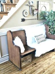 entry foyer furniture. Entry Foyer Benches Furniture Decorating Entrance Bench Ch Pew Ideas On O