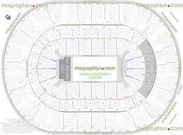 Chesapeake Arena 3d Seating Chart Chesapeake Energy Arena General Admission Ga Floor