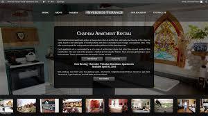 apartment website design. Browse Portfolio Apartment Website Design