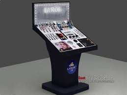 Make Up Stands And Displays Adorable CC32 Modern Decoration Organizing Makeup Cosmetic Display Rack