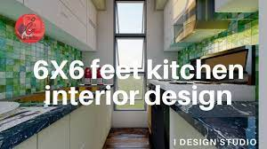 Here are some pictures of the small kitchen floor plans. 6x6 Feet Kitchen Interior Design Never Too Small Modern Kitchen Design In Less Space Youtube