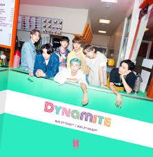 BTS' Dynamite – K-Luv