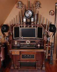 1 steampunk command desk bruce rosenbaum