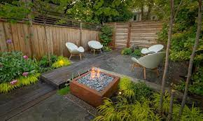 Corten Fire Pits The Appeal Of Rusted Metal Paloform