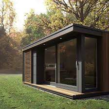 outdoor office ideas. My Shed Plans - From A Small Home Office Or Self-contained Living Annex To Commercial Public Sector, Theres Pod Suit Your Needs. Outdoor Ideas O