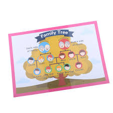 Chart Paper For Kindergarten 6pcs Learning Poster Chart Learning Educational Toy