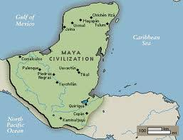 some of the major sites of the mayan civilization are palenque Mayan Cities Map some of the major sites of the mayan civilization are palenque, uxmal, chechen itza mayan city map